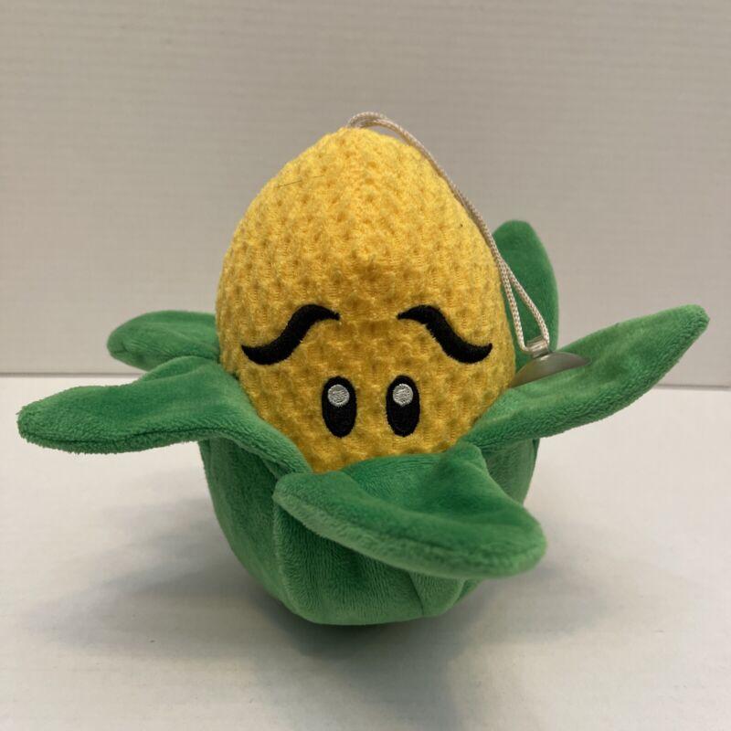 Plants vs. Zombies Plush Corn Toy Stuffed Animal PvZ Stocking Stuffers Gift