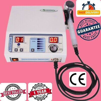 Best Ultrasound Therapy Machine Pain Relief Ultrasonic 1 Mhz Physiotherapy Unit