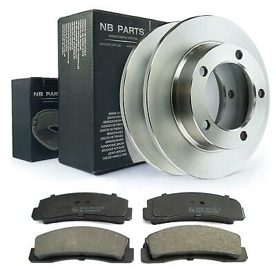 Brake Discs Set  Brake Pads Front 10 2332in Full Lada Niva Taiga II