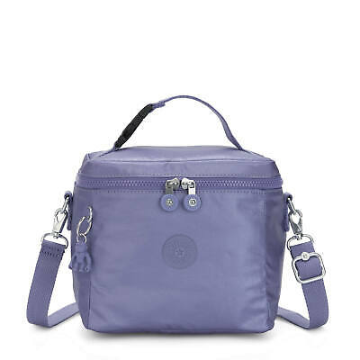 Kipling Graham Metallic Lunch Bag