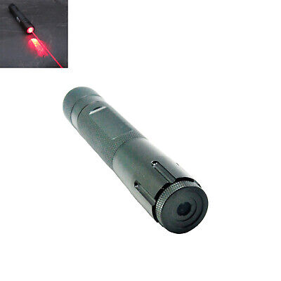 635nm 638nm Waterproof Focusable Orange Red Laser Torch Led Pen Flashlight 18650
