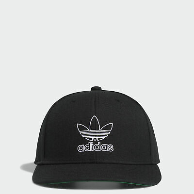 adidas Originals Signature Outline Snapback Hat Men's