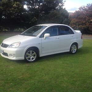 2007 Suzuki Liana Sedan Acton Park Clarence Area Preview