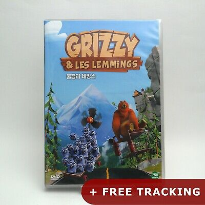 Grizzy And The Lemmings DVD