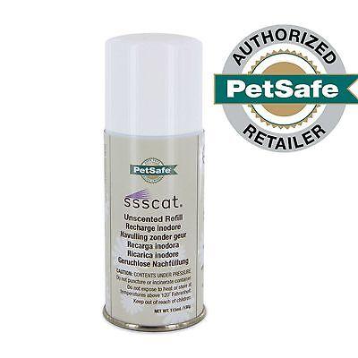 PetSafe SSSCat Spray Deterrent Refill 4.6oz Can, PPD17-16165