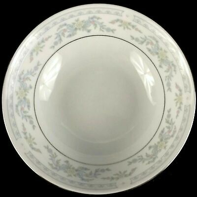 6 Coupe Soup Cereal Bowl Excel China Somerset Pattern Floral 6 1/4