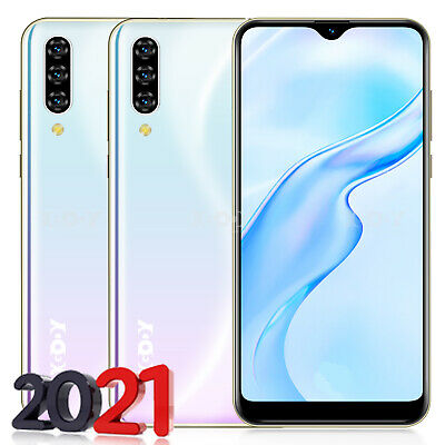 Android Phone - New 16GB GSM Unlocked Cell Phone Android 9.0 Smartphone Dual SIM Quad Core Cheap