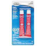 Testors Plastic Model Cement Glue 3509C 2x 7/8 oz Value Pack 4 Tips TES3509C