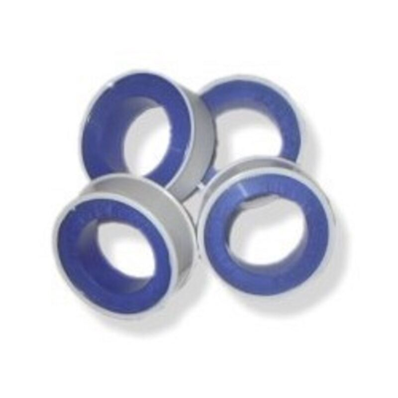 "10 Rolls Teflon Plumbing Thread Seal Tape 1/2 x 520"""