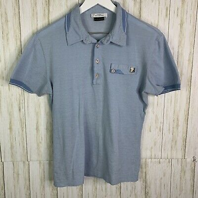 Versace Collection Mens Polo Shirt Size S