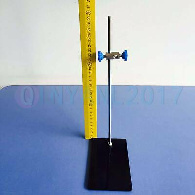 Lab Laboratory Retort Stands Support Stand Clamp Flask Condenser Chem Tool