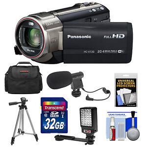 Panasonic hc v720 live streaming hd wi fi digital video for Camera streaming live