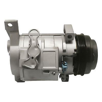 RYC Remanufactured AC Compressor GG362 Fits Chevrolet Cadillac GMC