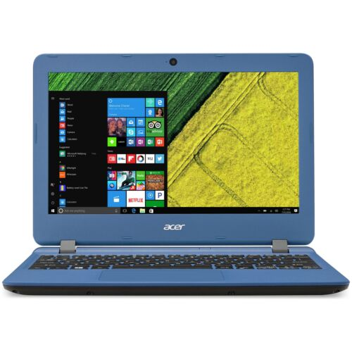 Image of Acer Aspire Es11 11.6 Inch Intel Celeron 1.1ghz 4gb 32gb Windows Laptop - Blue