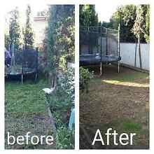 Damas for gardening services Ermington Parramatta Area Preview