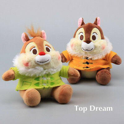 Best Spiderman Suits (2018 Chipmunk Chip 'n Dale Best Friends with Suit Plush Toy Stuffed)