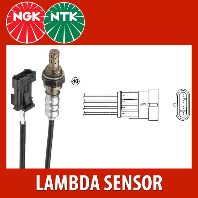 NTK Lambda Sensor / O2 Sensor (NGK7978) - OZA675-EE1