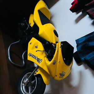 50 cc pocket bike perfect running driving condition