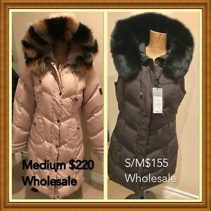 ❤️wholesale wintercoats ladies &mens ($120-199)