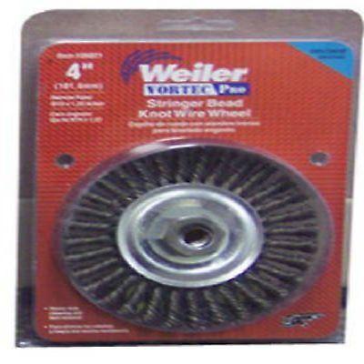 Weiler 36021 4x.020 Knot Wire Wheel D2533-1