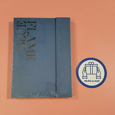 ASTRO SEALED Blue Flame 6th Mini Album Story version photo card all pack full