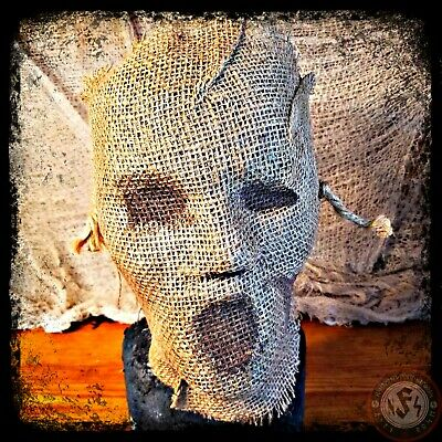 Scarecrow Ghostface Scream Ghost Halloween Horror Mask - Ghost Face Scarecrow