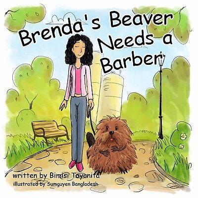 Brendas Beaver Needs A Barber  Funniest  Childrens Book  Ever Written