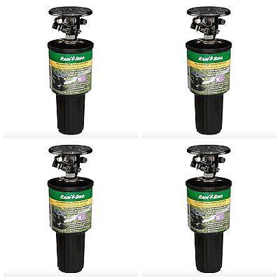 Garden O Pop Up Impact Rotary Sprinkler Head Irrigation System 4 Heads Lot