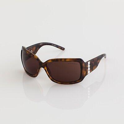 New Authentic Dolce & Gabbana DG 6042B Sunglasses C. 502/73 With Rhinestones