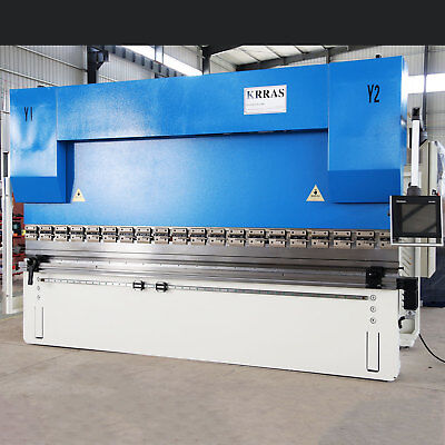 New Krras 14 X 280-ton Cnc Press Brake