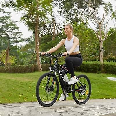 "26""Elektrofahrrad Mountainbike Bergbike Bergfahrrad E-Bike 36V/350W 35km/h DHL"