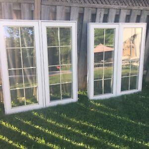 Casement windows (2)