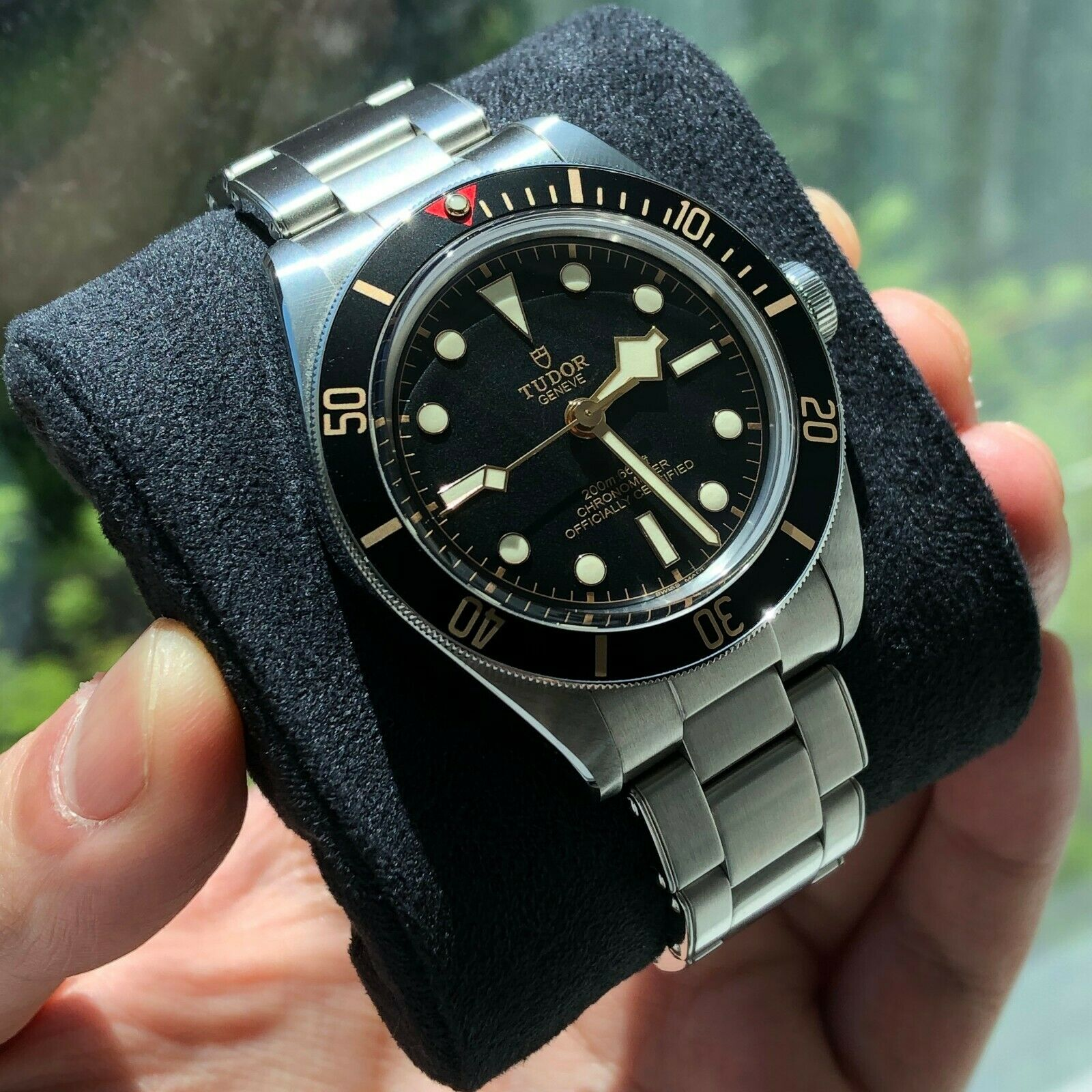 Tudor Black Bay Fifty-Eight 58  79030N Full Set Box Papers and Tag - watch picture 1