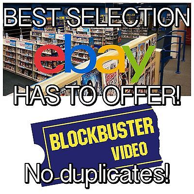 WHOLESALE LOT OF 100 GOOD CONDITION ASSORTED DVDS MOVIES BULK MIXED USED MOVIES!