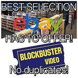 100 ASSORTED DVD Movies 100 Bulk DVDs - DVD Lot Wholesale DVDS 100% SATISFACTION