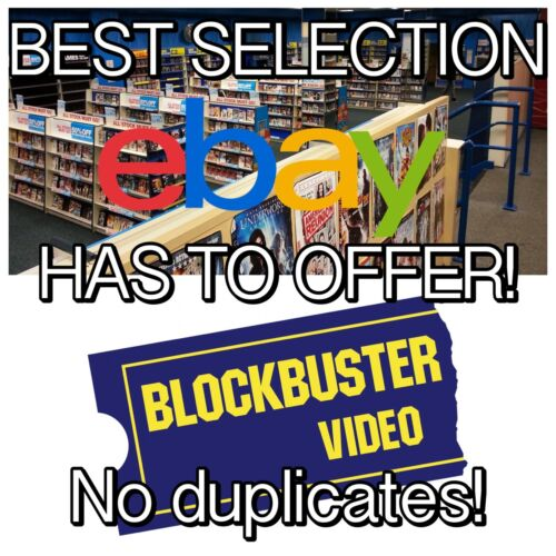 WHOLESALE LOT OF 500 GOOD CONDITION ASSORTED DVDS MOVIES BULK MIXED USED MOVIES!