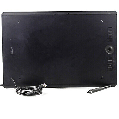 Wacom Intuos Pro PTH-860 LARGE BLACK Art Drawing Digital Graphics Tablet Grade B, used for sale  Shipping to India