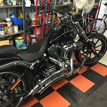 Harley Davidson Softail Breakout 2014 Warnbro Rockingham Area Preview