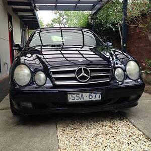 2001 Mercedes-Benz CLK320 Convertible Bulleen Manningham Area Preview