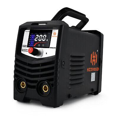 Hzxvogen Lift Tig Welder 220v Mma Stick Igbt Inverter Arc Mini Welding Machine