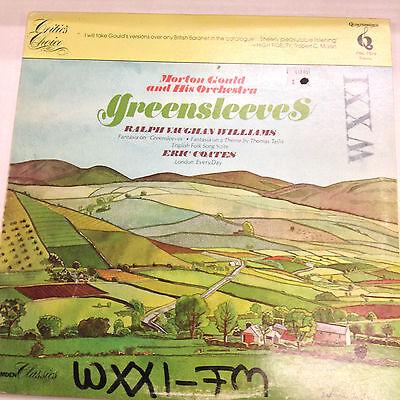 - Fantasia On Greensleeves Morton Gould PMC7049 33RPM Camden Classics  031617RR