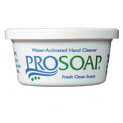 4 oz tub ProSoap Hand Cleaner Industrial Mechanic Automotive Soap with Grit (Grit Hand Cleaner)