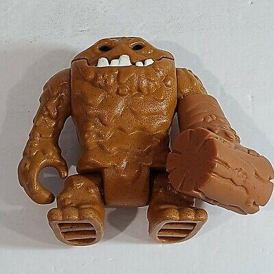 """2011 DC Super Friends Batman 5"""" Clayface Figure Complete w/ Hammer Imaginext"""