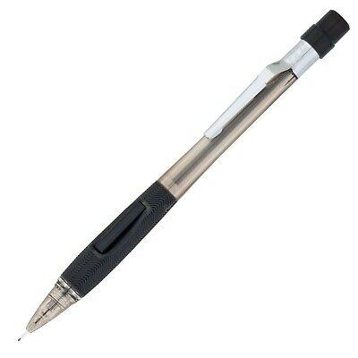 Pd345ta Pentel Quicker Clicker Mechanical Pencil 0.7mm Smoke Barrel 2 Each