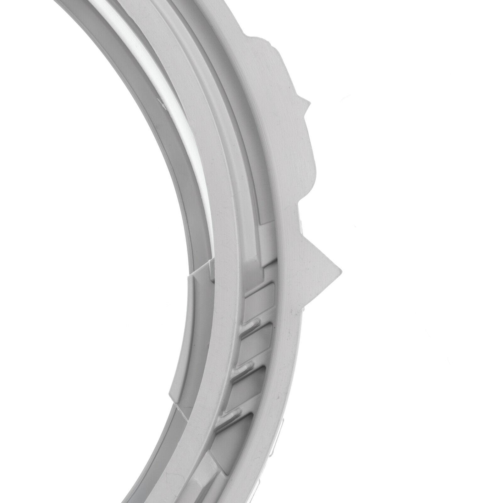 LAVATRICE ricambio guarnizione SIGILLA SPORTELLO in gomma per Samsung DC64-02888A Ecobubble