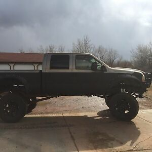 2002 Ford 7.3 lifted and built up