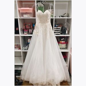 BHLDN - Guinevere Wedding Gown Size 4 - Brand New With Tags