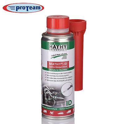MATHY®-ID 200ml Einspritzdüsen und Injektorreiniger für Dieselmotoren   PROTEAM