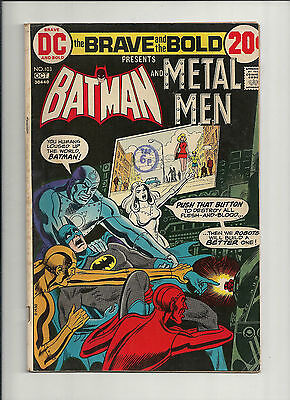 Brave and The Bold  #103 F/VF