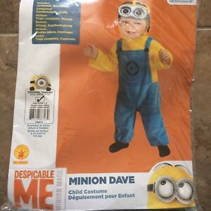 Toddler Minion Costume